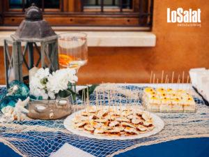 Lo-Salat-aperitivo