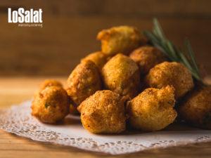 Lo-Salat-bunuelos